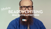 Beardvertising: The New Beard Advertising Concept - DesignTAXI.com