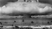 Pictures Of World's First Underwater Nuclear Explosion - DesignTAXI.com