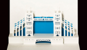 Beautiful Paper-Cut, Pop-Up Cards Of London's Famous Landmarks - DesignTAXI.com